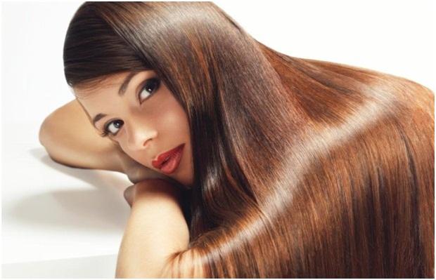 Как выпрямить волосы феном и расческой