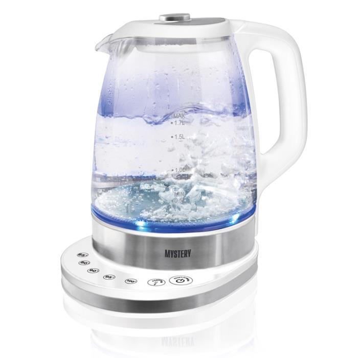 Как работает электрический чайник