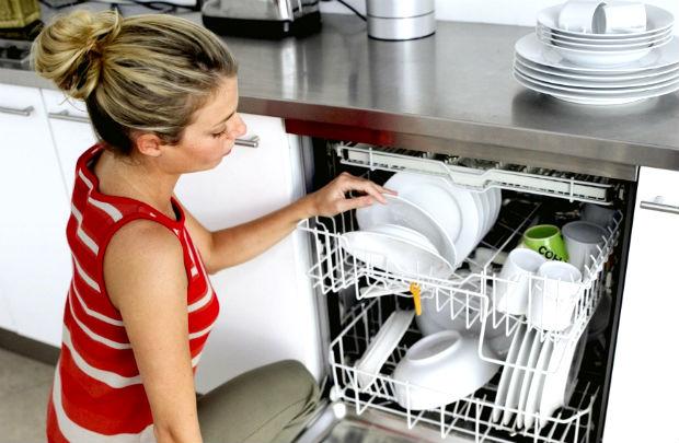 Как работает посудомоечная машина внутри