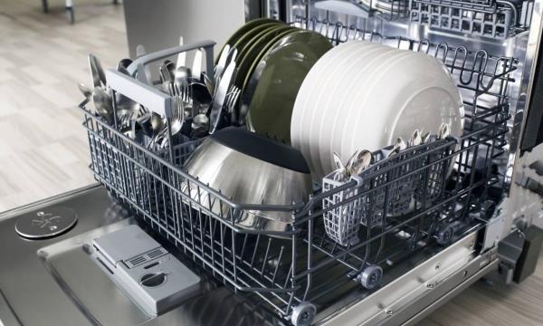 Как устроена посудомоечная машина
