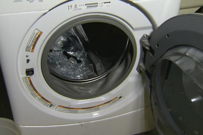 Почему не сливается вода из стиральной машины