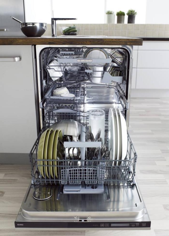 Как слить воду из посудомоечной машины