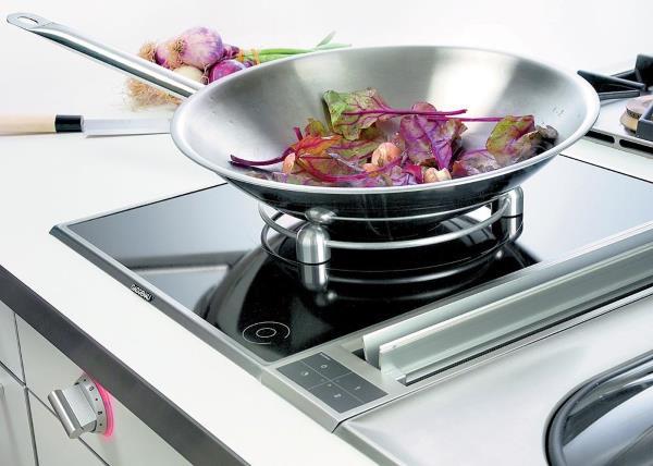 Посуда нужна для индукционной варочной панели