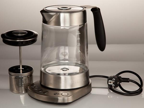 Какой электрический чайник лучше стеклянный или керамический