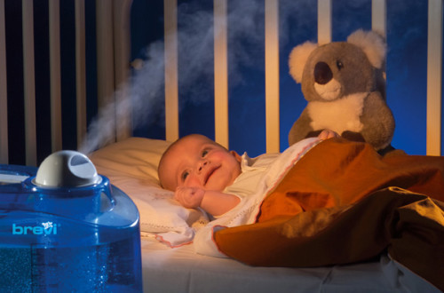 Увлажнитель воздуха для детей какой лучше