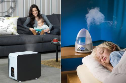 Какой увлажнитель воздуха лучше для детской