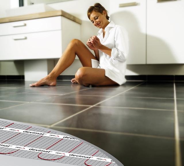 Купить теплый пол под плитку какой выбрать