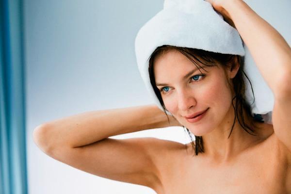 Как укладывать волосы без фена