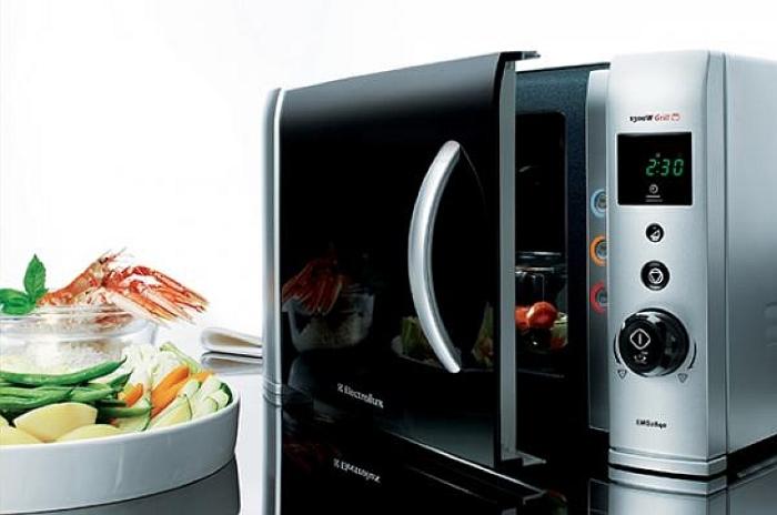 Вредна микроволновая печь