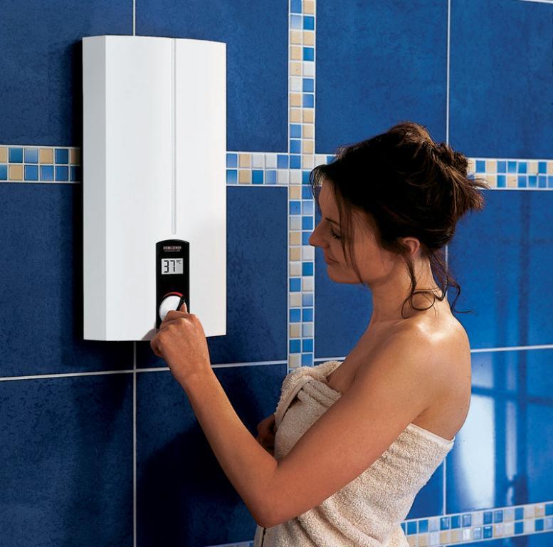 Что лучше газовая колонка или водонагреватель