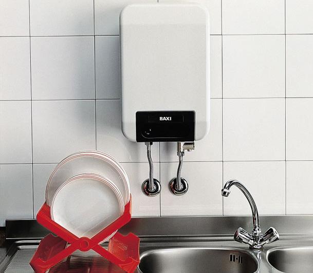 Газовая колонка или водонагреватель