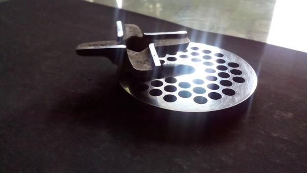 Как наточить нож мясорубки в домашних условиях