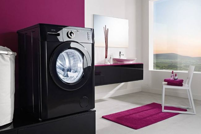Как удалить плесень из стиральной машины