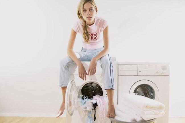Чем очистить стиральную машину от плесени