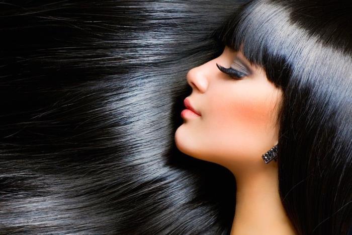 Выпрямить волосы без утюжка и фена