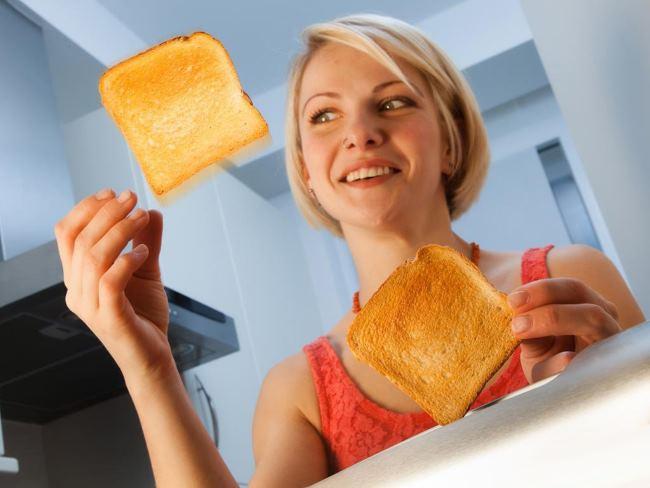 Как работает тостер
