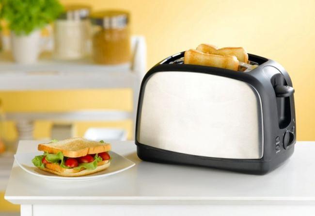 Что такое сэндвич тостер