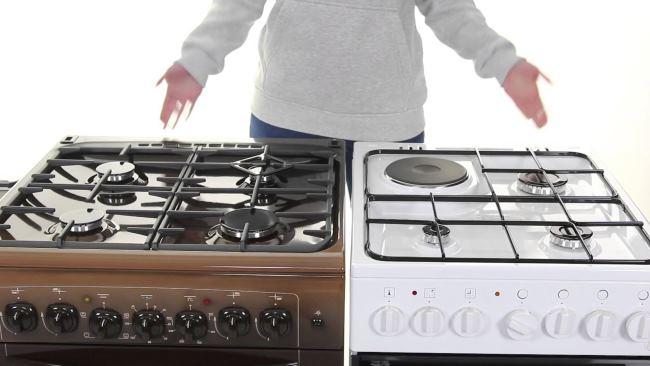 газовая или электрическая плита