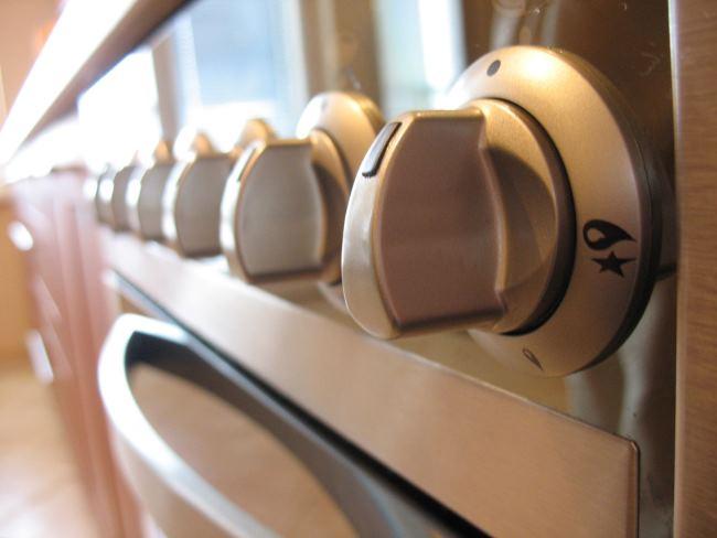 как работает газ контроль в газовых плитах