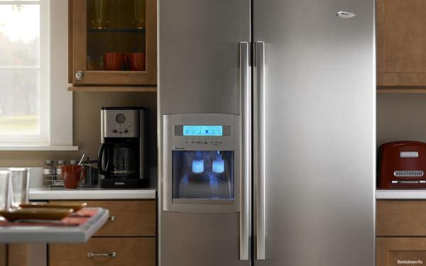 no frost в холодильнике