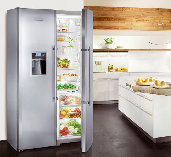 у холодильника нагреваются боковые стенки