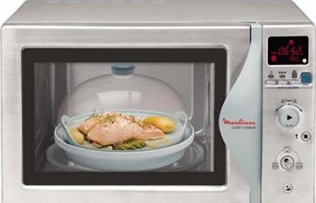 готовить в микроволновой печи