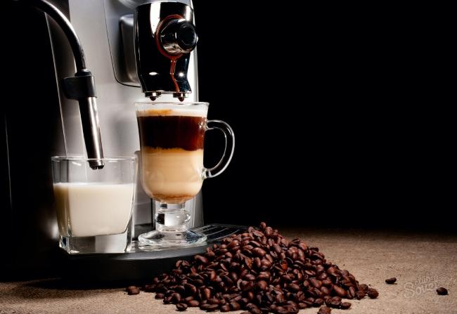 почистить рожковую кофеварку