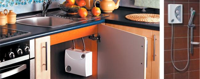 проточные водонагреватели как выбрать