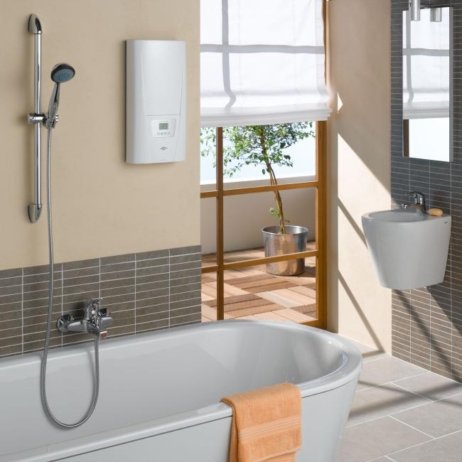 проточный водонагреватель электрический как выбрать