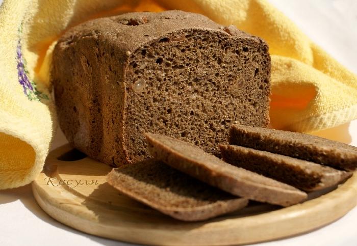 испечь хлеб в хлебопечи