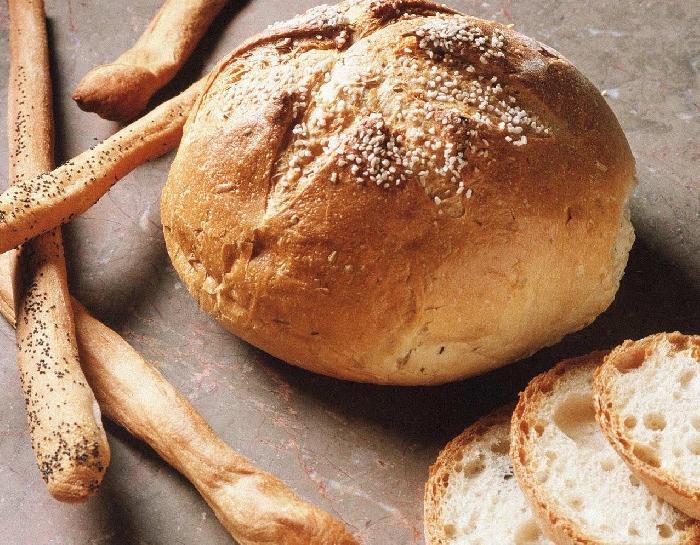 работает хлебопечь